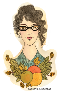 Vanessa Villegas Solórzano - Carreta de recetas